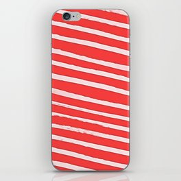 Candy Cane iPhone Skin