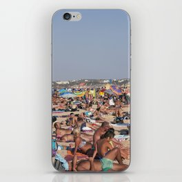 Beach Time 2! iPhone Skin