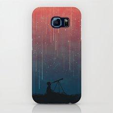 Meteor rain Galaxy S8 Slim Case