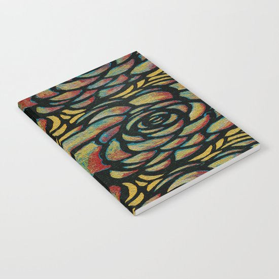 Flowers too Notebook
