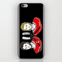 blackhawks iPhone & iPod Skins featuring Toews & Kane by Kana Aiysoublood