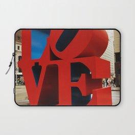 Love Sculpture - NYC Laptop Sleeve