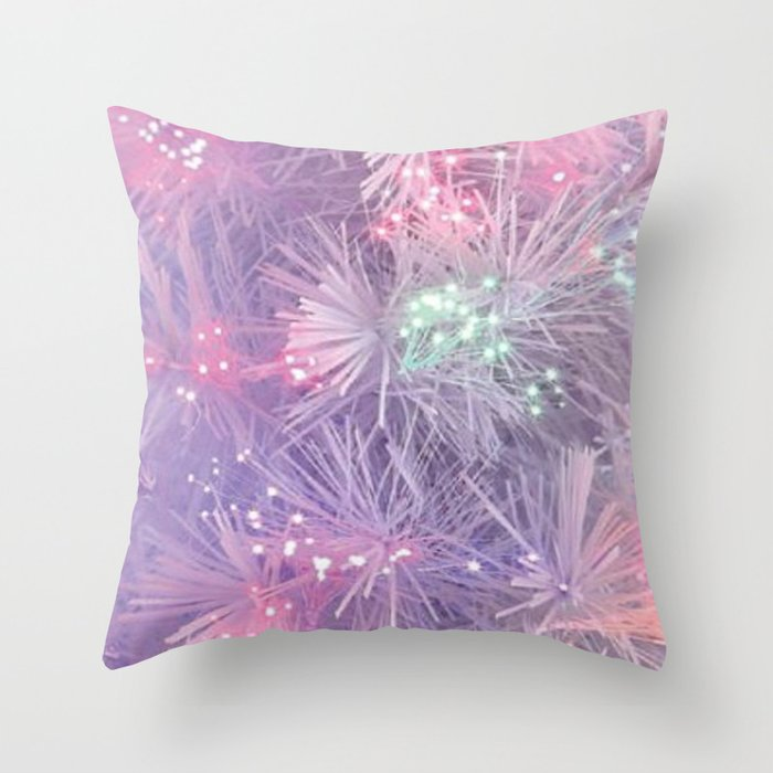HAPPY NEW YEAR LIGHTS Throw Pillow