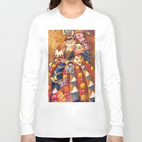 carnival Long Sleeve T-shirts featuring carnival by Elena Trupak