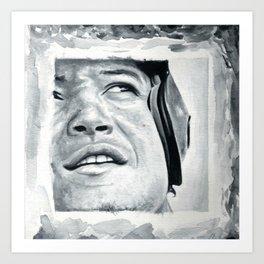 Miguel Cabrera  Art Print