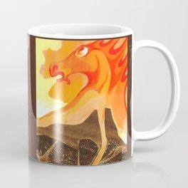 Mount Tongariro  Volcano Spirit Coffee Mug