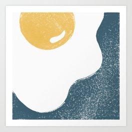 Sunny Side I Art Print