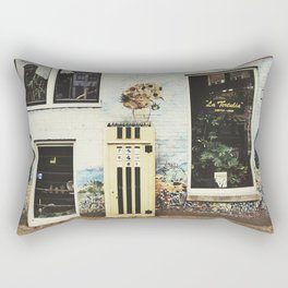 Van Gogh coffee shop Rectangular Pillow