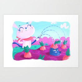 Sweet Seasons - Spring Art Print