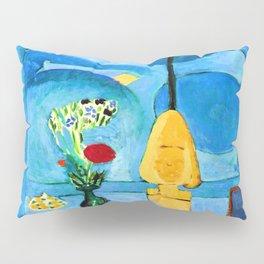 Henri Matisse Blue Window Pillow Sham