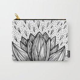 The Immortal Lotus Carry-All Pouch