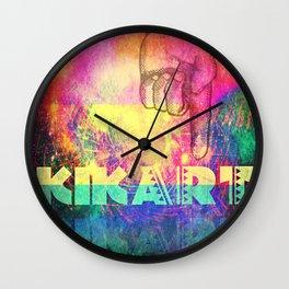 KIKart Wall Clock