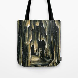 The Walk of Time Tote Bag