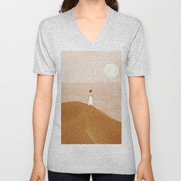 Endless Dunes Unisex V-Neck