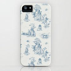 Toile de StarWars iPhone SE Slim Case