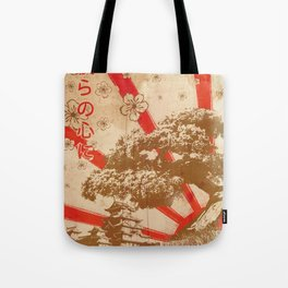 In Our Hearts Tote Bag
