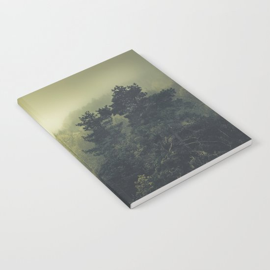 Forests never sleep Notebook
