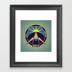 The Lylat Space Academy Framed Art Print