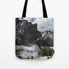 Anhanguera Tote Bag