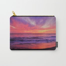 Pinky Purple Sky of Hope Carry-All Pouch