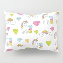Cute unicorns Pillow Sham