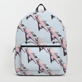 pig angel Backpack