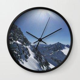 Bright Light Wall Clock