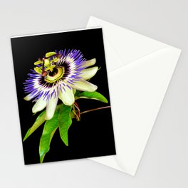 Exotic beauty Stationery Cards