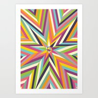 Star Power 1 Art Print