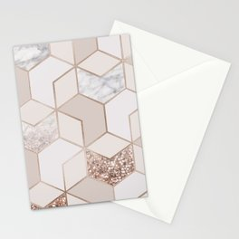It's a beautiful day Stationery Cards