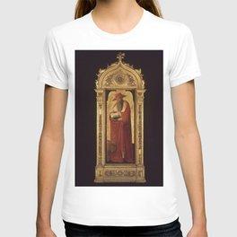 Donato de' Bardi - Saint Jerome, part of an altarpiece T-shirt