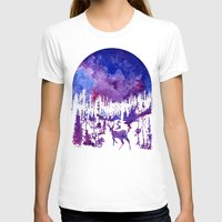 starry night T-shirts featuring Starry Night by Ricardo Moody