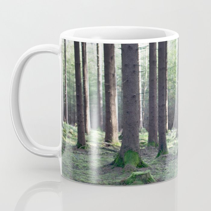 Between the trees Coffee Mug