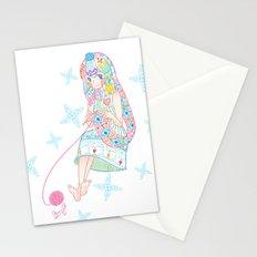 Knitting  Stationery Cards