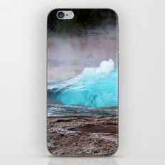 blow some steam iPhone & iPod Skin