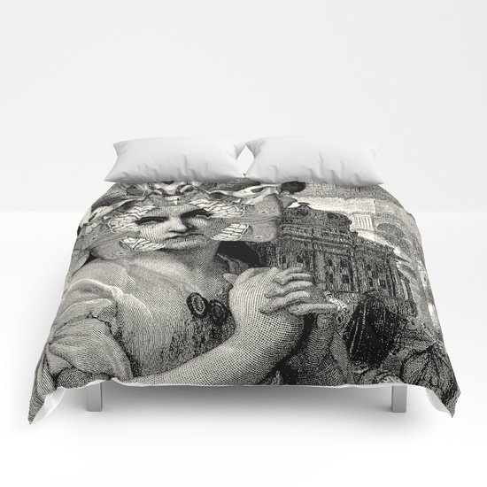 Lithography 2 Comforters