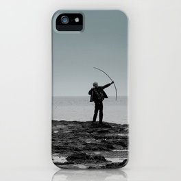 Bow Without An Arrow iPhone Case