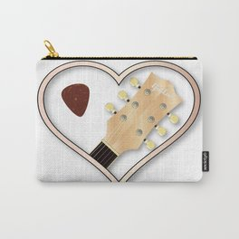 Love Guitar Carry-All Pouch