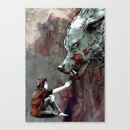 : IRREVERSIBLE : Canvas Print