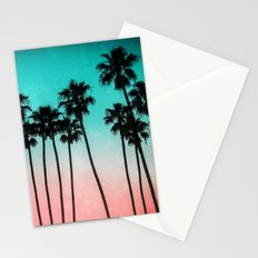 Palm Trees 3 Stationery Cards