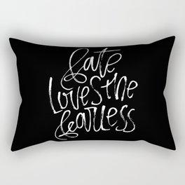 Fate - Version 2 Rectangular Pillow