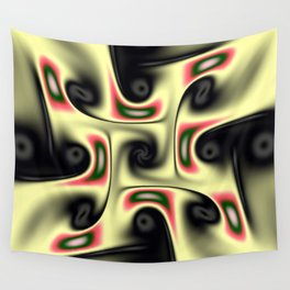 Curious noses Wall Tapestry
