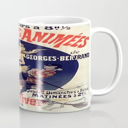 Vintage poster - Alcazar d'Hiver Coffee Mug