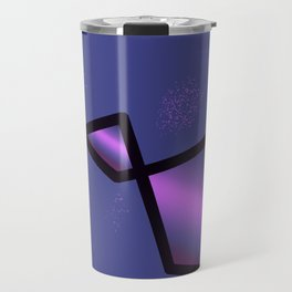 Stained Glass Travel Mug