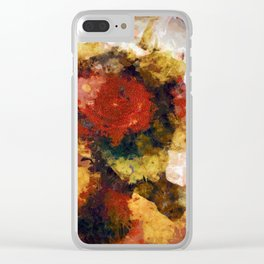Soothe Your Soul Clear iPhone Case
