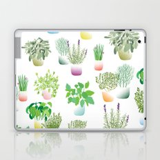 Herb Garden Laptop & iPad Skin