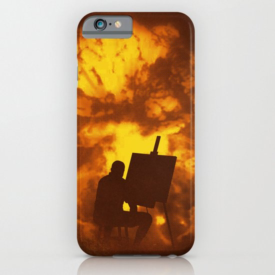 Disasterpiece iPhone & iPod Case