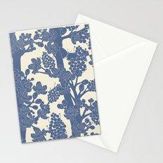 Romantic tree Stationery Cards