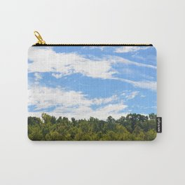 The Trees Above Carry-All Pouch