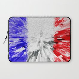 Flag of France Laptop Sleeve